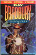 RAY BRADBURY CHRONICLES #1 2 3, VF, 3 issues, 1992, Wally Wood, Al Williamson