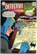 DETECTIVE COMICS #366, VG+, Batman, Caped Crusader, 1937 1967, more in store