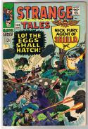 STRANGE TALES #145, FN+, Nick Fury, Jack Kirby, 1951, more in store