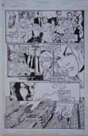 PHIL JIMENEZ / BRUCE PATTERSON original art, SHOWCASE '94 #5 pg 9, 1994, Huntress