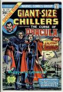 GIANT-Size CHILLERS #1, VF-, Curse of Dracula, 1st Lilith, 1974, Russ Heath