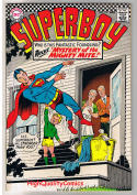 SUPERBOY #137, VF, Mighty Mite, Blind,Smallville, 1949