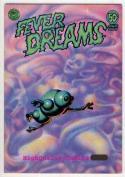 FEVER DREAMS, Underground, Richard Corben, VG+, Den, Heavy Metal, 1972