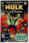 TALES To ASTONISH #99, VF+, Hulk, Sub-Mariner, Severin, 1968, Holocaust