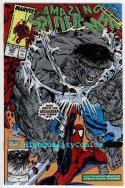 AMAZING SPIDER-MAN #328, vs HULK, NM, Todd McFarlane, Acts of Vengeance