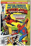 SPECTACULAR SPIDER-MAN #1, VF+/NM, Tarantula, Orgin, 1976, more in store
