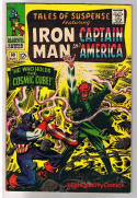 TALES of SUSPENSE #80, NM-, ,Iron Man, Captain America, 1959, more TOS in store