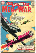 ALL-AMERICAN MEN of WAR #99, GD/VG, Johnny Cloud, 1952, more Golden Age in store