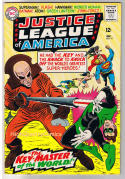 JUSTICE LEAGUE of AMERICA #41, FN+, Wonder Woman, 1960, more in store