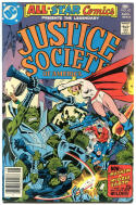ALL-STAR COMICS #67 68 70, VF VF FN, 3 iss, Huntress,Justice Society of America