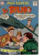 SGT BILKO #6, Phil Silvers, TV, Army, Scams, Military, 1958