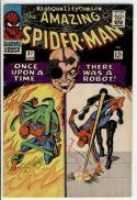 Amazing SPIDER-MAN #37, FN/VF, Norman Osborn, Steve Ditko1963,more ASM in store