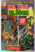 ASTONISHING TALES #2, VF, Wally Wood, Jack Kirby, 1970, more Bronze in store