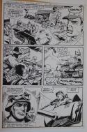 SAM GLANZMAN original art, G I Combat #219 Pg 26, 11