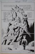 PAUL GULACY / JOSEF RUBINSTEIN original art, GREEN LANTERN DRAGON #3 pg 9, 11x17