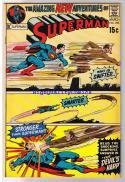 SUPERMAN #235, VF, Vs Devil, Lois Lane, Man of S, 1939, more SM in store