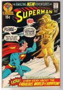 SUPERMAN #238, FN/VF, Curt Swan, Murphy Anderson, 1939, more SM in store