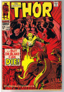 THOR #153, VG+, God of Thunder, Stan Lee, Jack Kirby, 1966, more Thor in store