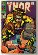 THOR #155, VG, God of Thunder, Stan Lee, Jack Kirby, 1966, more Thor in store