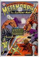 METAMORPHO #14, FN+, Thunderer, Elemental Man, Freak, 1967