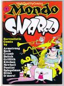 MONDO SNARFO, VF+, 2nd, Spiegelman, Robert Crumb, 1978, Underground