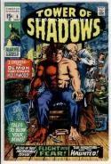 TOWER of SHADOWS #5, FN, Barry Smith, Wally Wood, 1969, more Horror in store