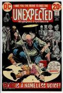 UNEXPECTED #143, Panic Grips Manhatten,Evil,1968,VF/NM