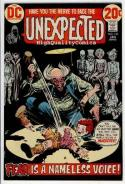 UNEXPECTED #143, Panic Grips Manhatten, Sparling, 1968, VF