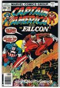 CAPTAIN AMERICA #201, VF/NM, Jack Kirby, Falcon, 1968 1976, more CA in store